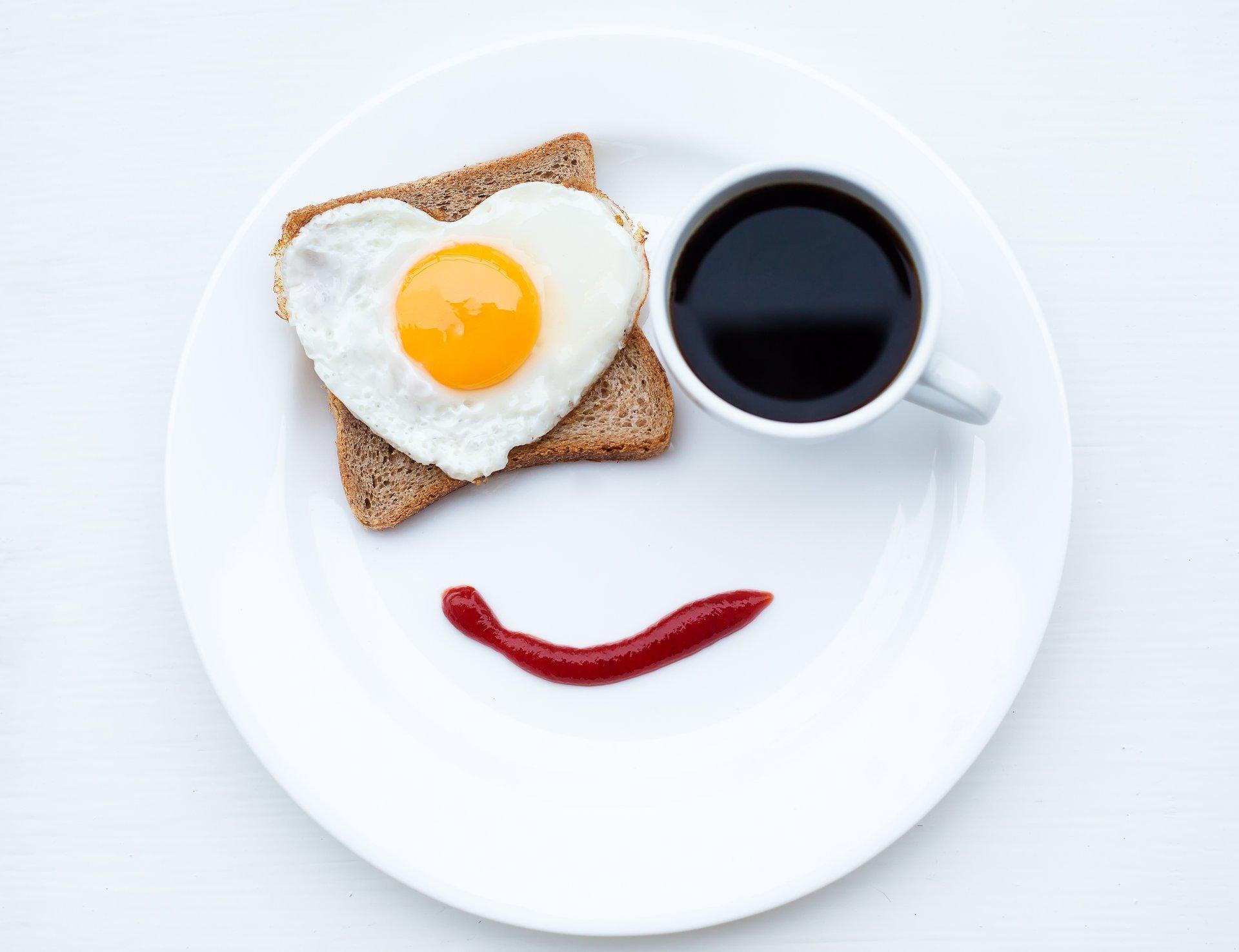 Открытки с едой и надписями, поздравление