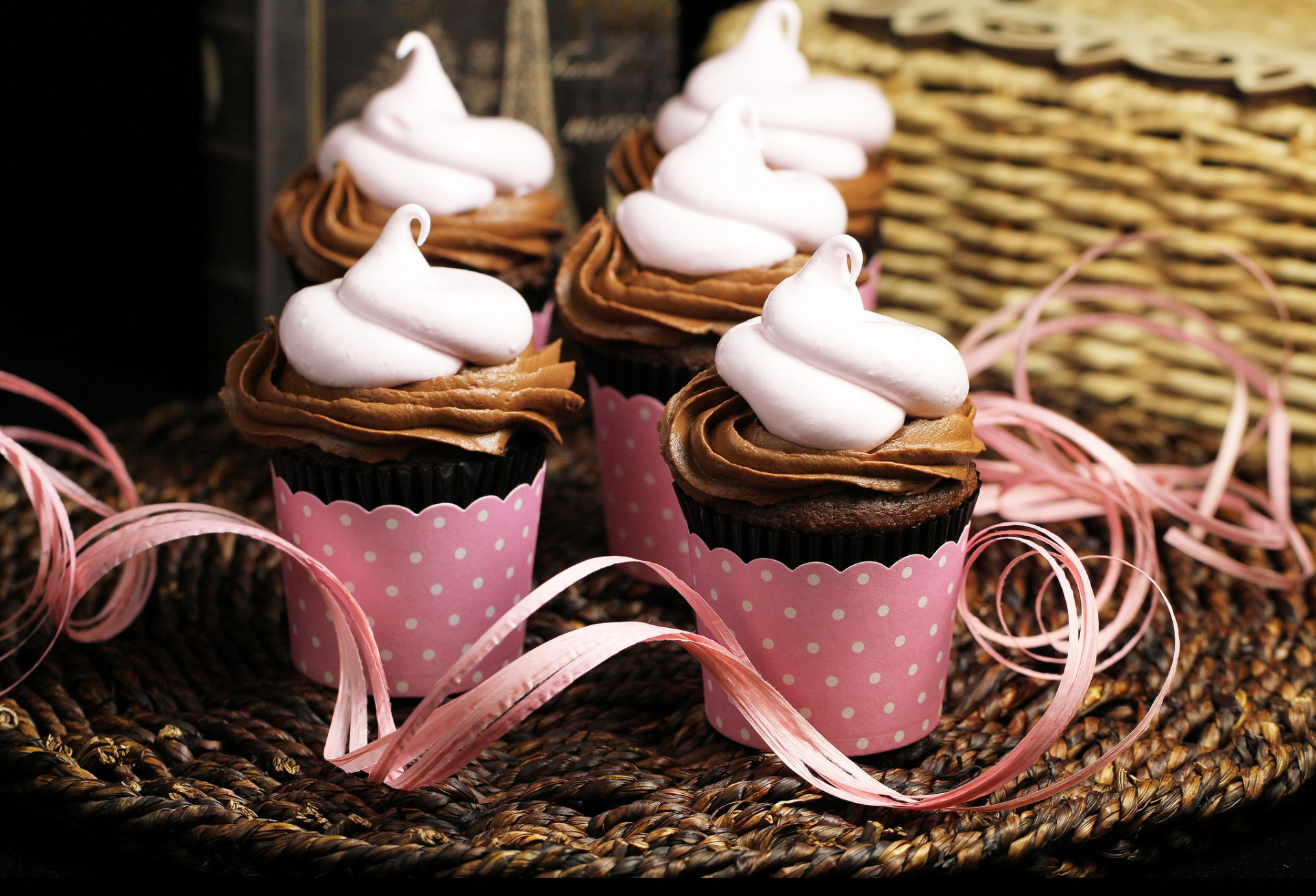 еда кекс шоколад food cupcake chocolate бесплатно