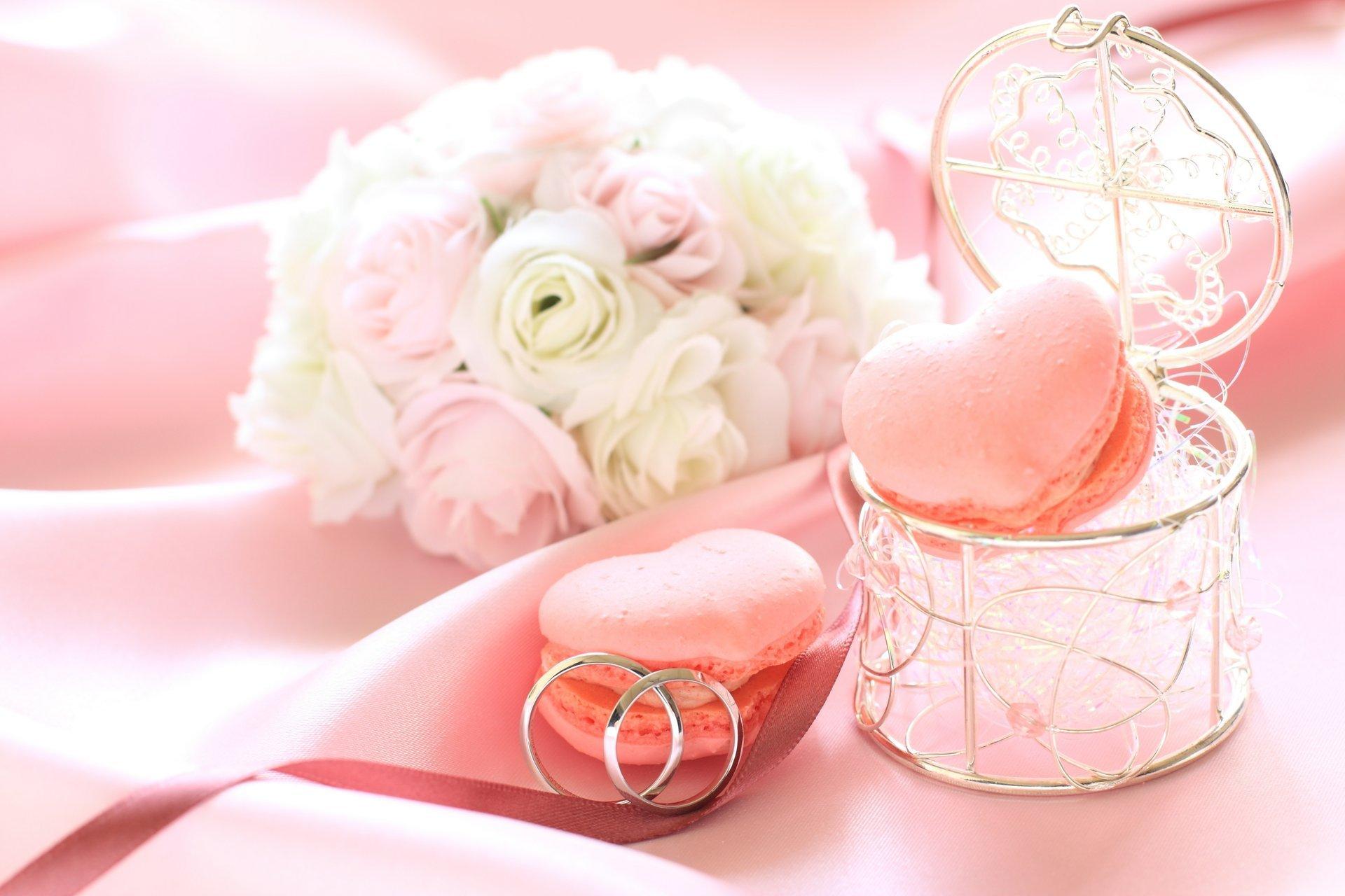 Открытка с днем свадьбы нежные, открытки