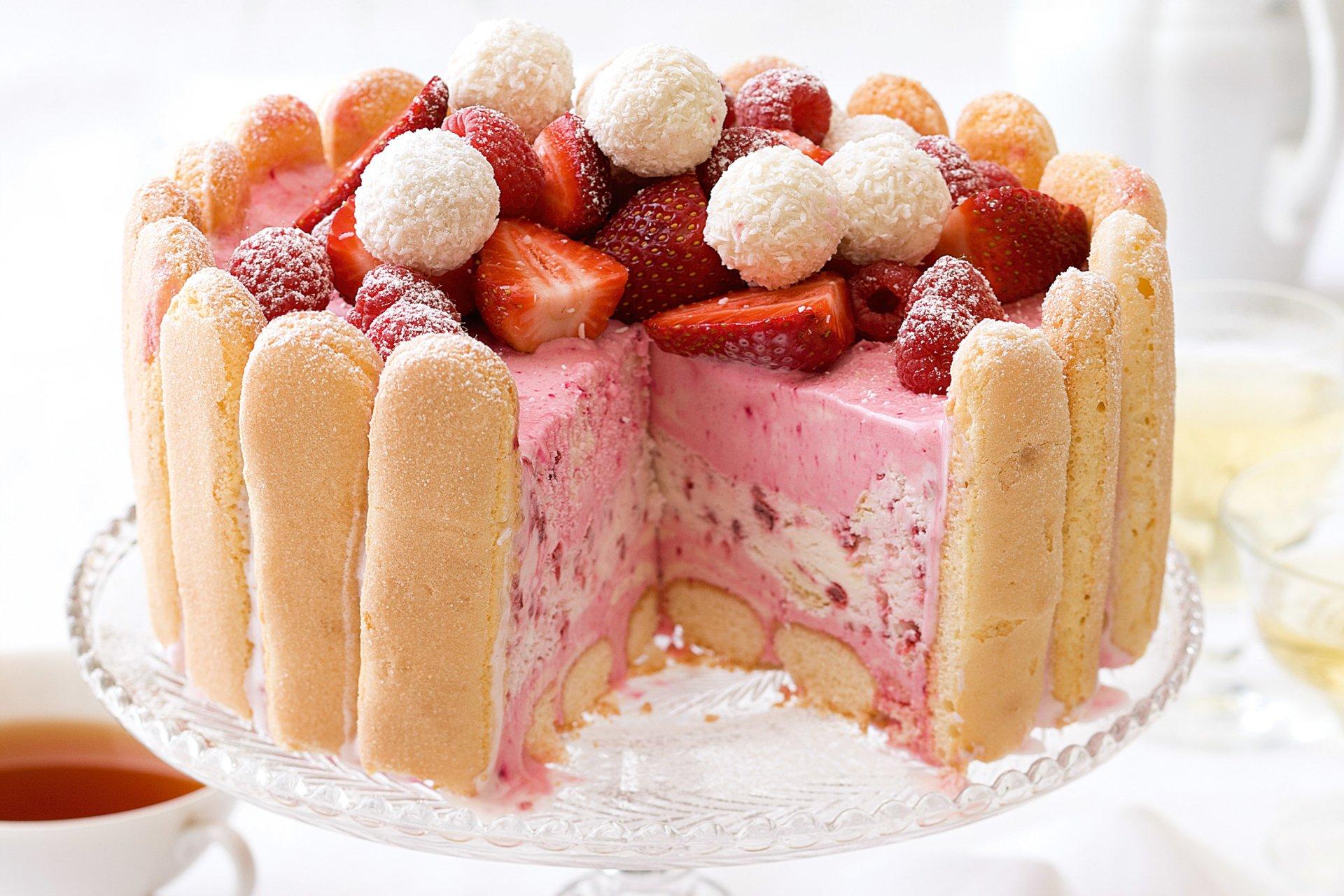 получает картинки еда сладости ядерным взрывом