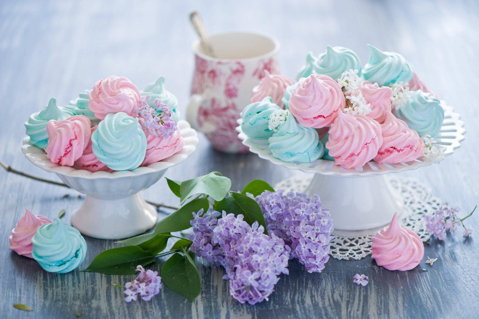 природа цветы сирень сахар блюдо  № 1154343 загрузить