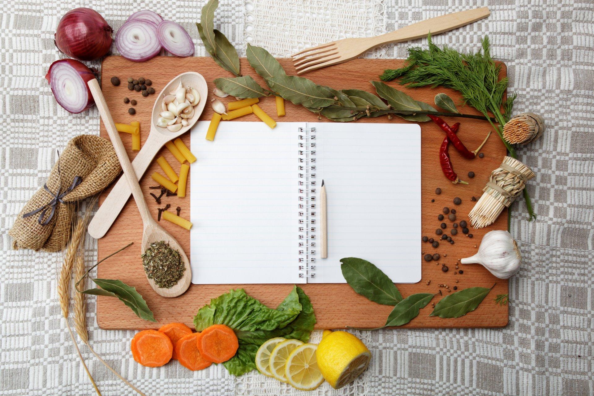 Красивые картинки с рецептами