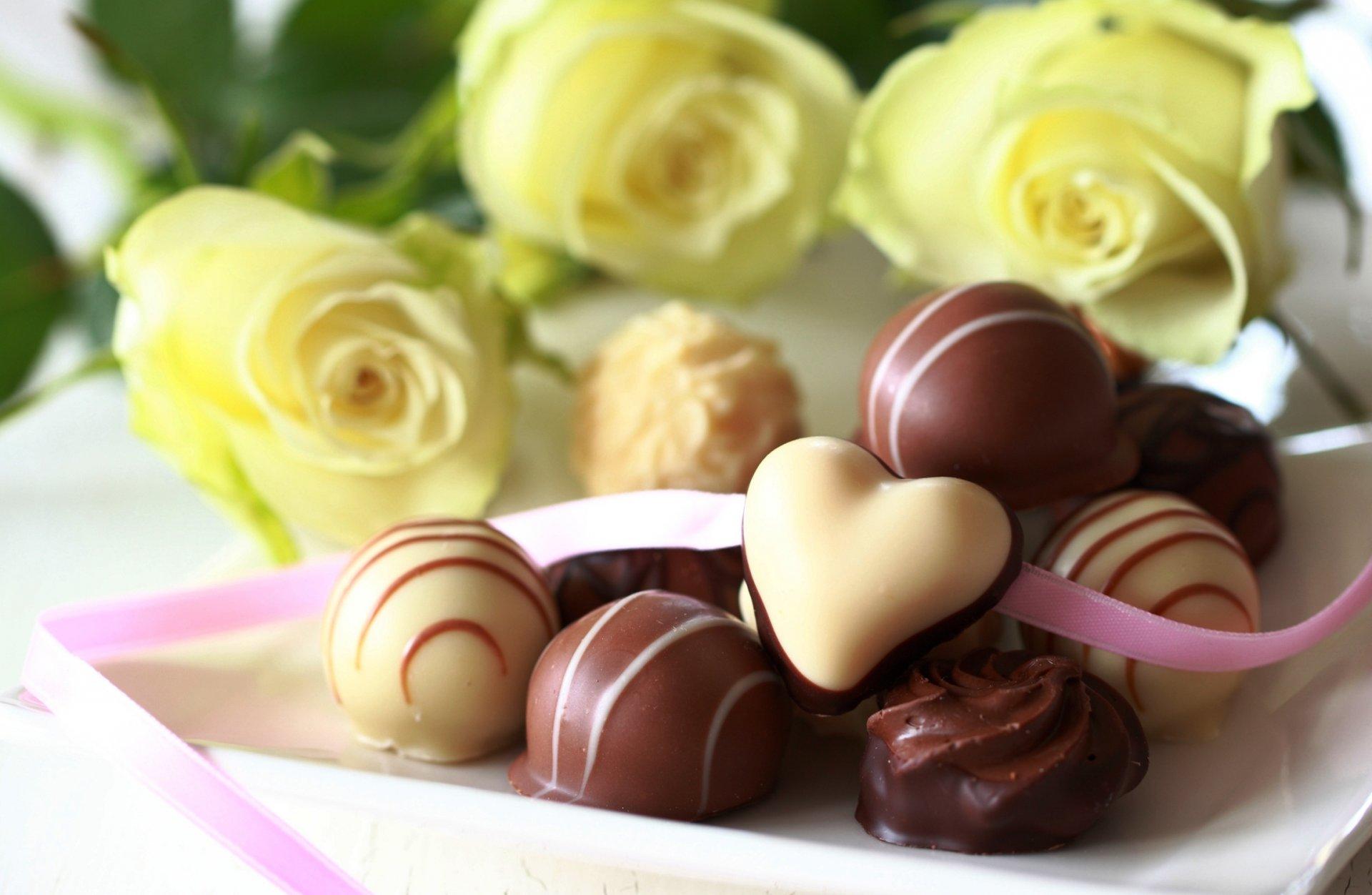 Цветы и конфеты картинки, яндекс