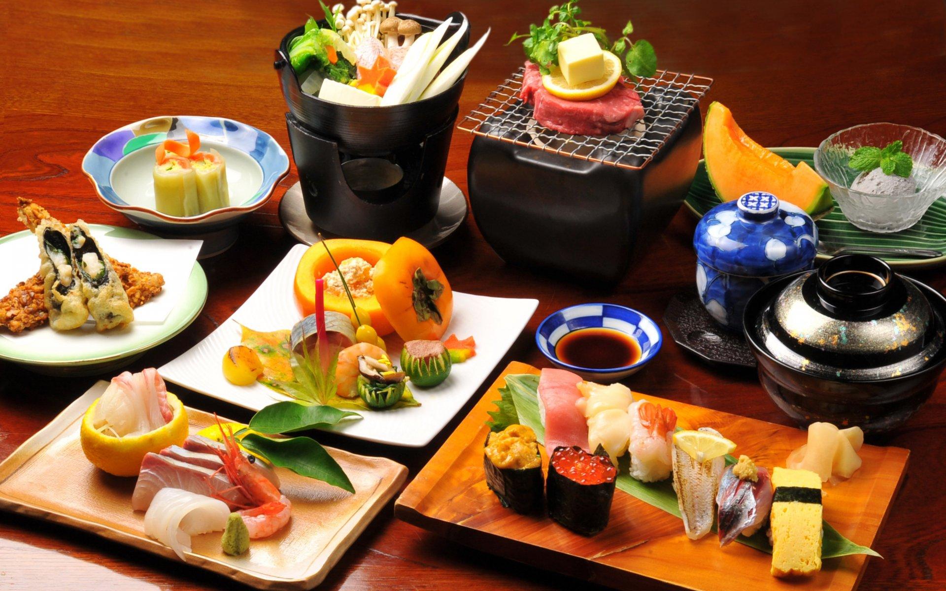 Обои соус, Японская кухня, имбирь. Еда foto 11