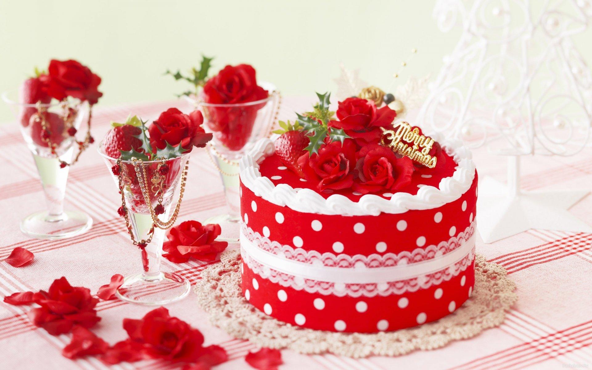 Поздравления с днём рождения цветы