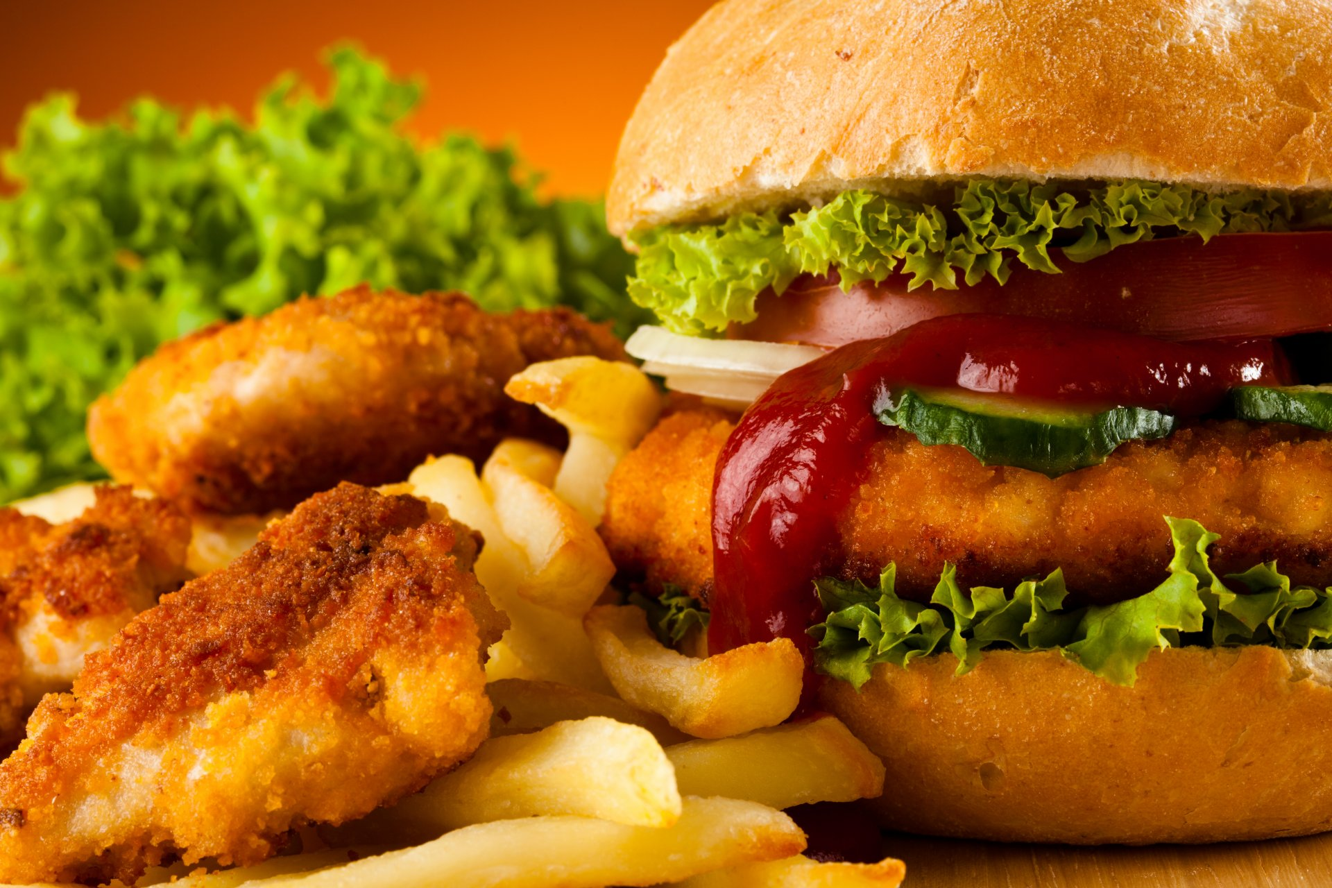 fast food industry in singapore
