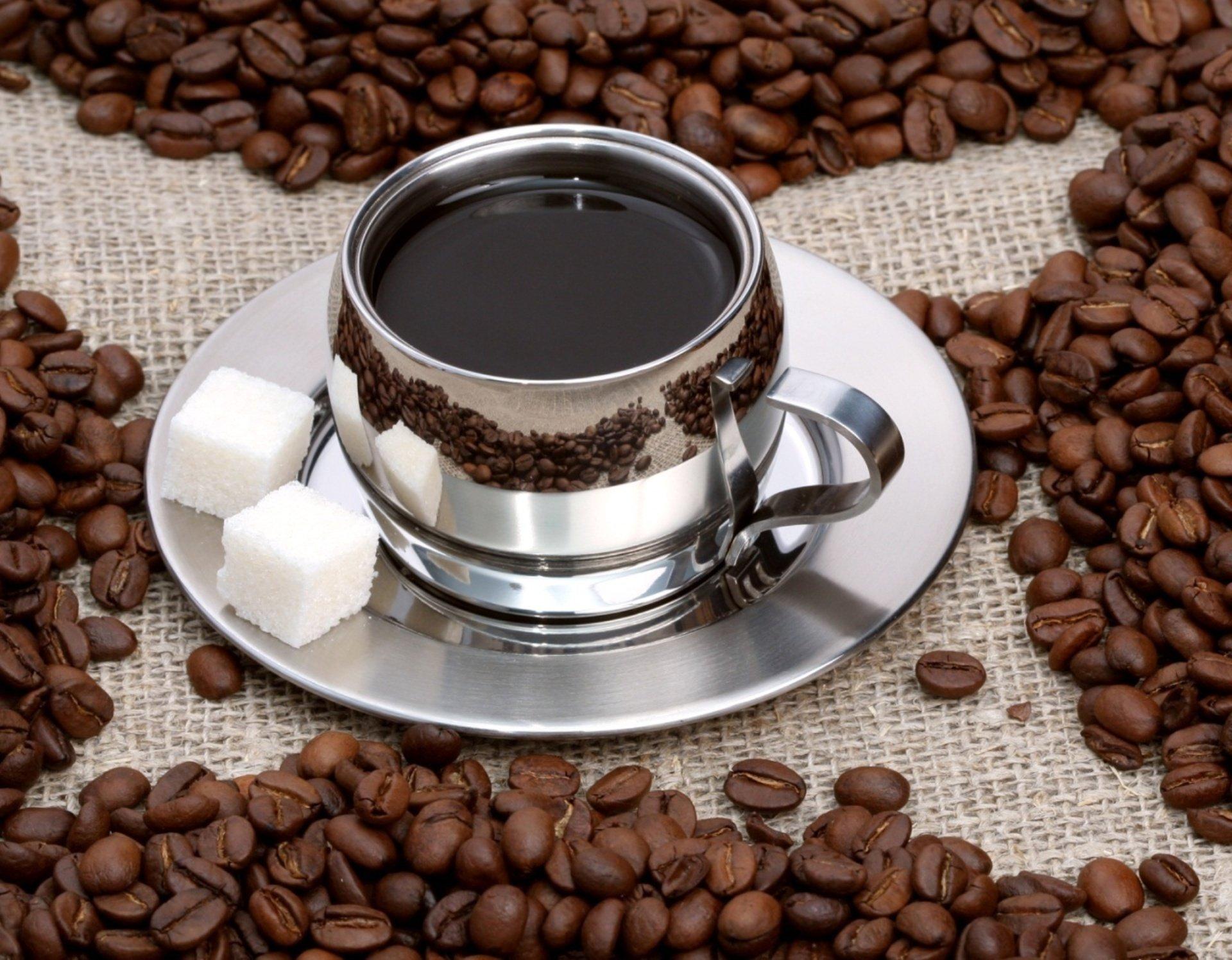 Открытки с кофейной
