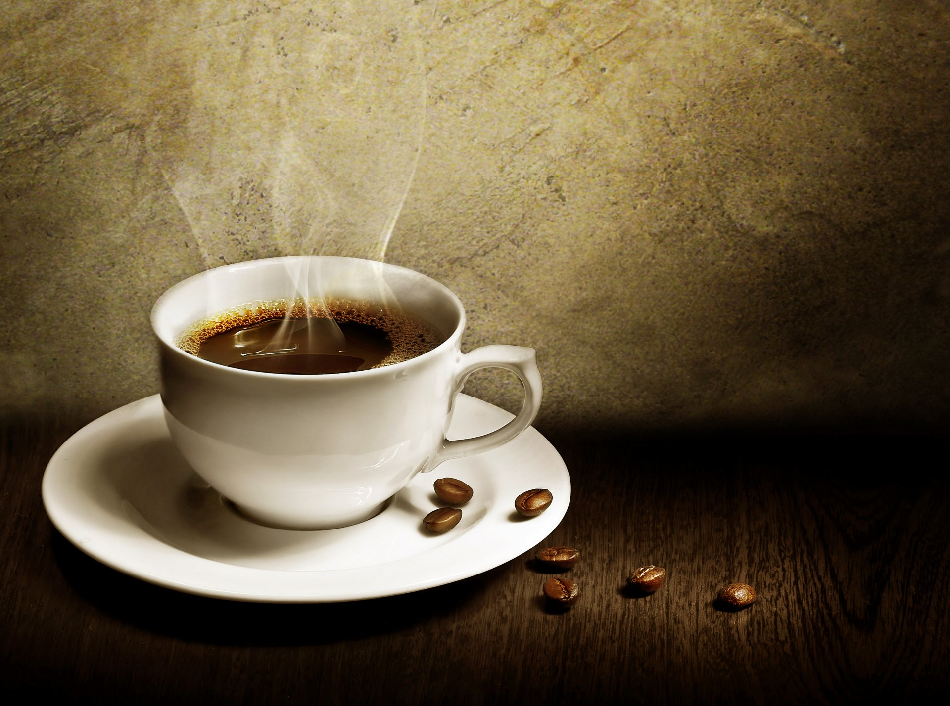 Красивые открытки с чашкой кофе