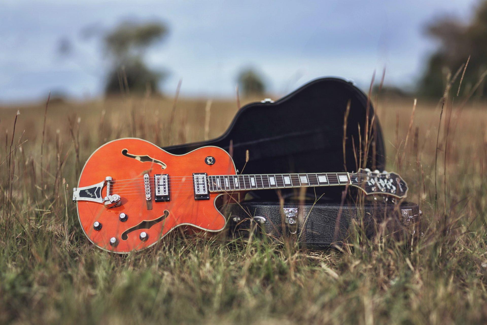 Большие картинки с гитарой