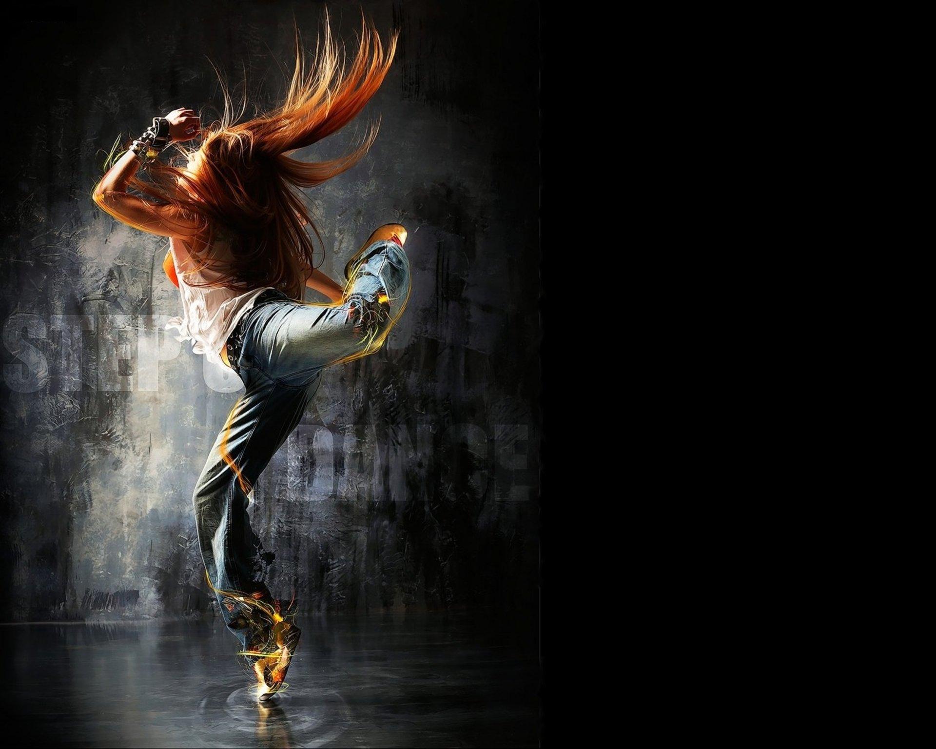 Ручной работы, картинки танцующая девушка