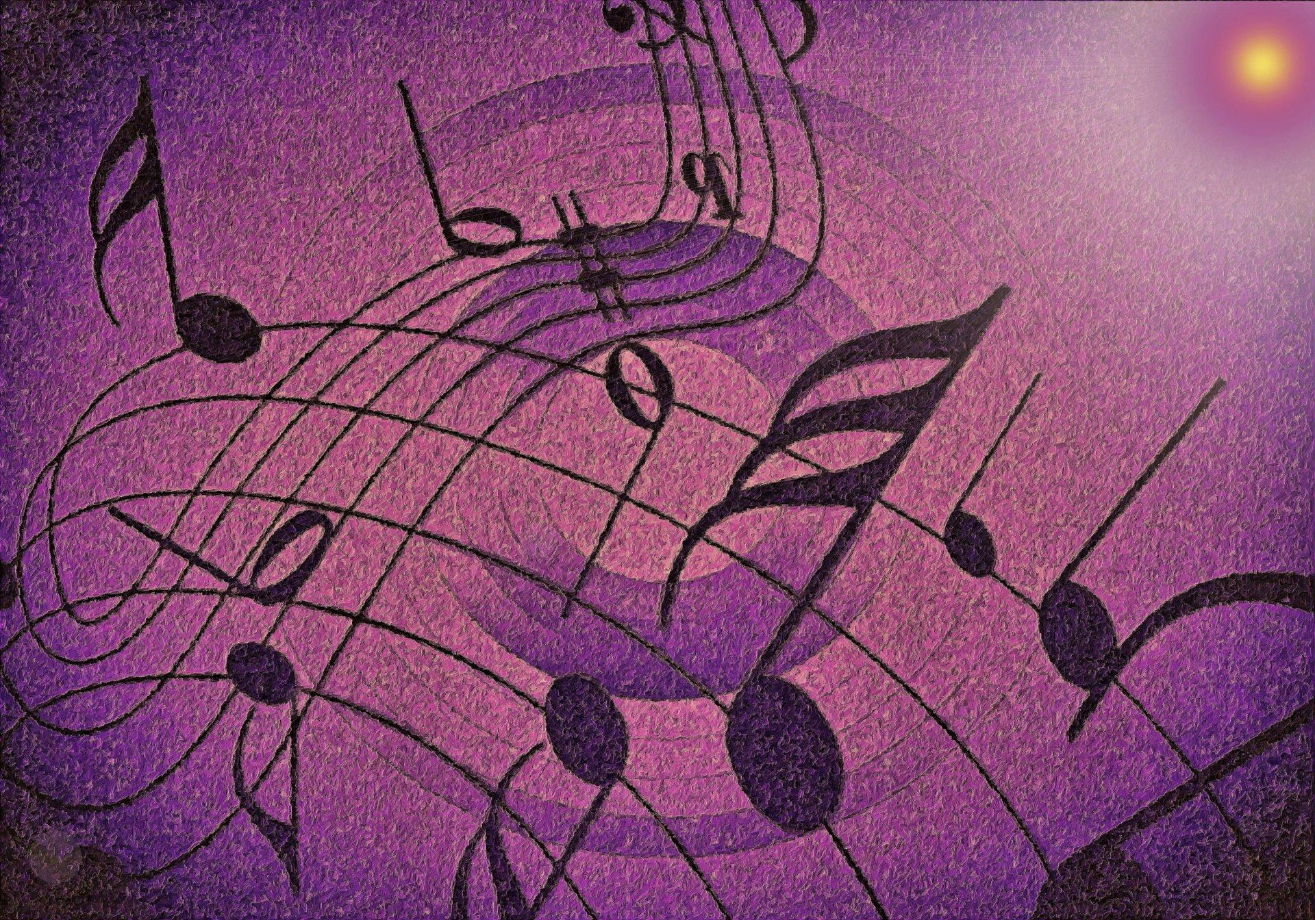 Пожелания здоровья, картинки на тему музыки дизайн