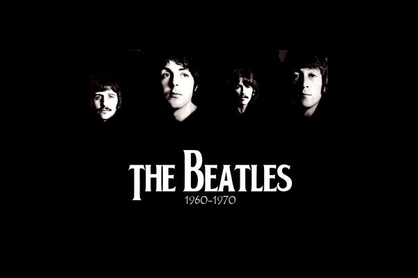 The Beatles British Rock Музыка Группа