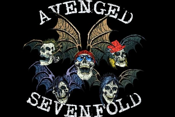 avenged sevenfold a7x рок