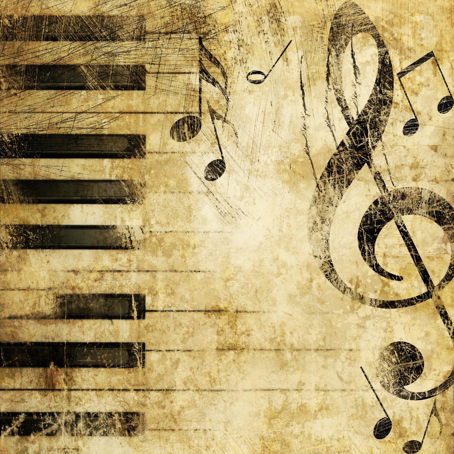 Картинка на темы музыки