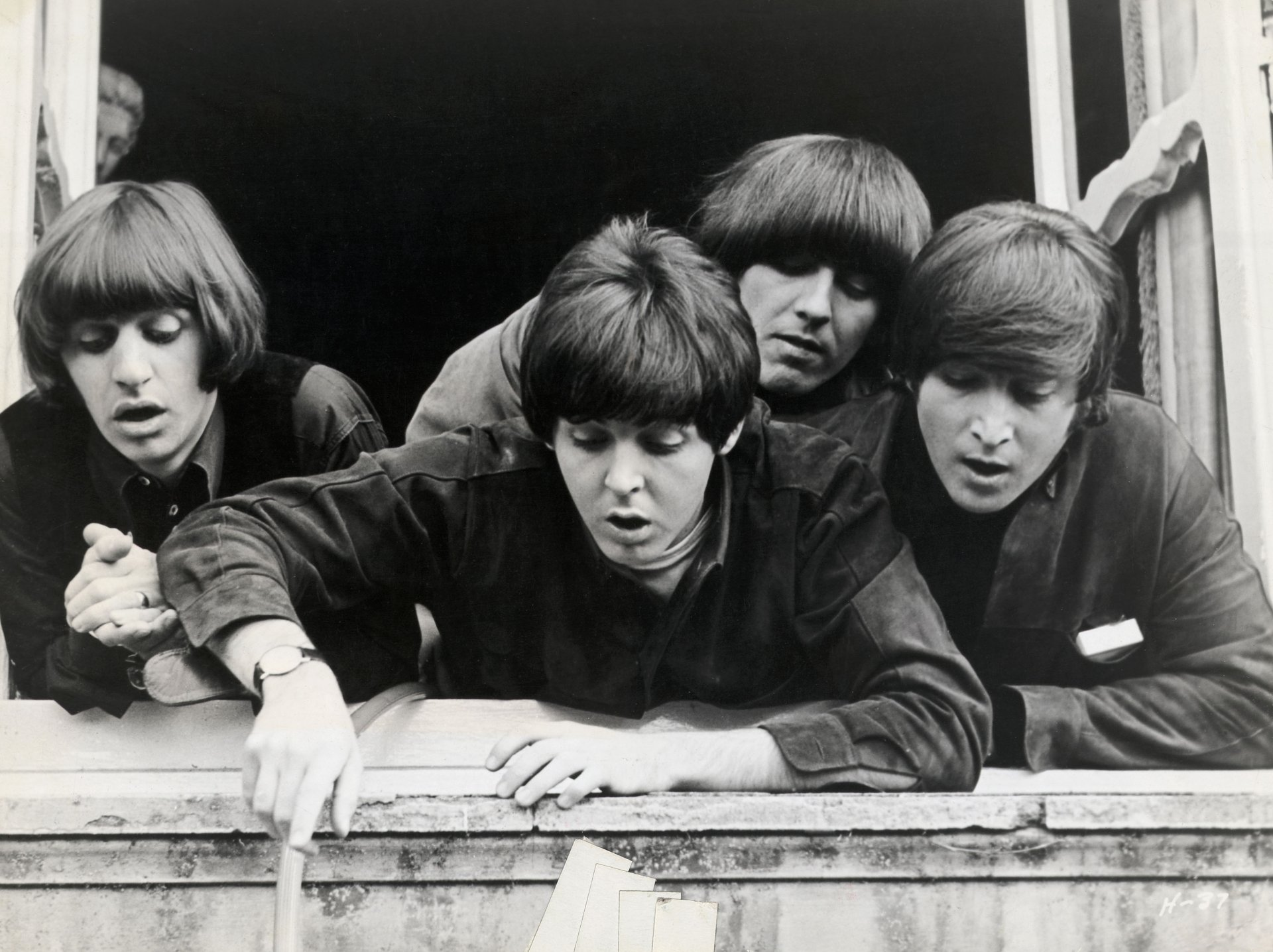 the influence of the beatles on other modern rock groups