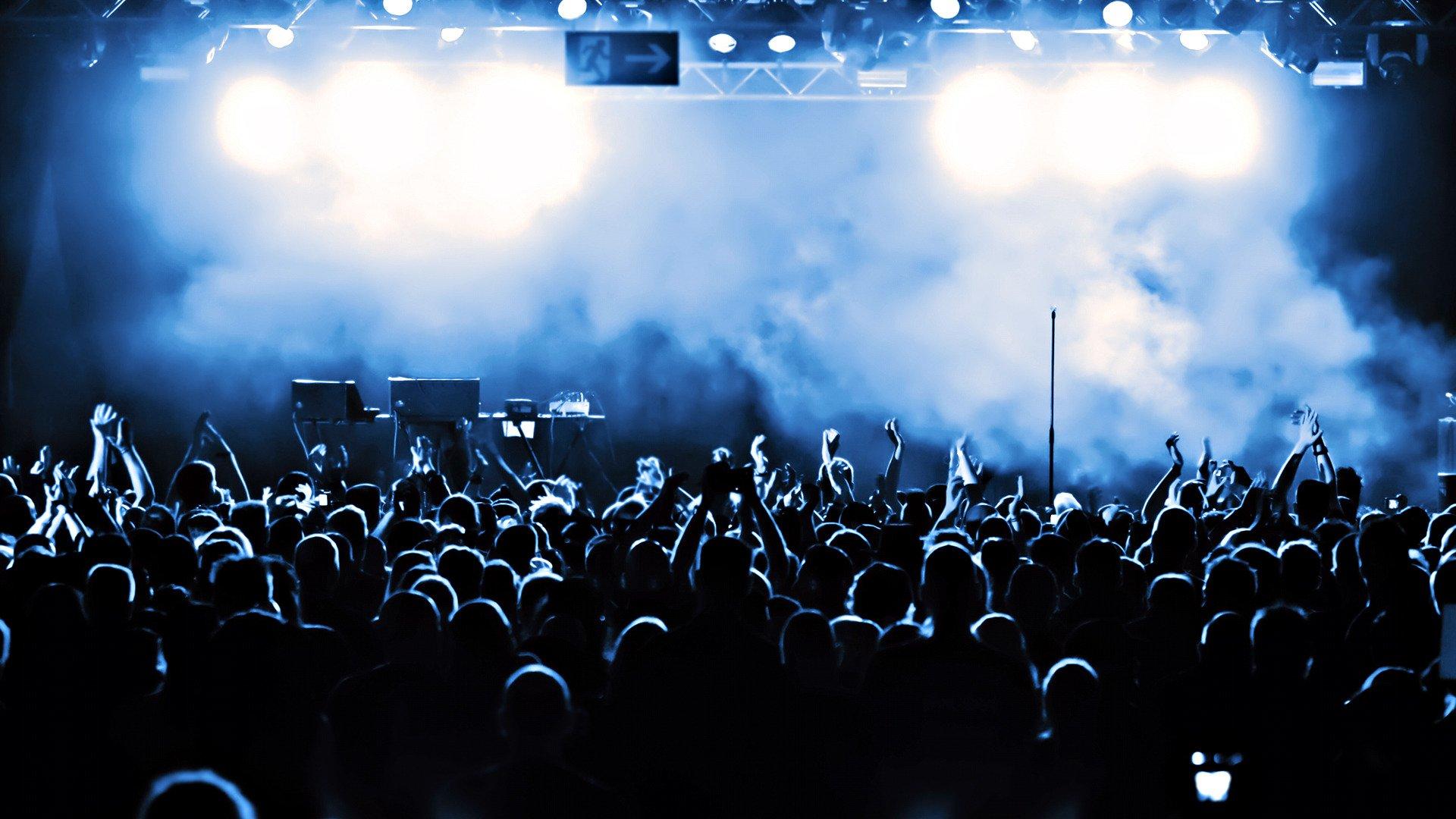 Fotos de escenarios musicales