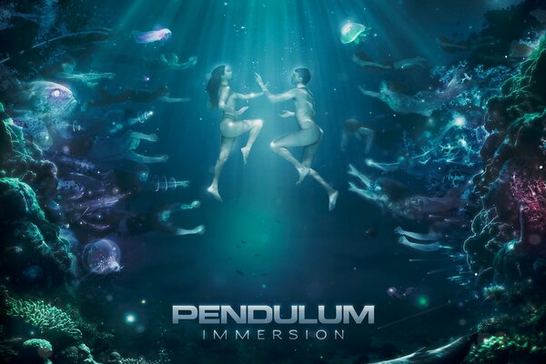 Pendulum Immersion DnB драм
