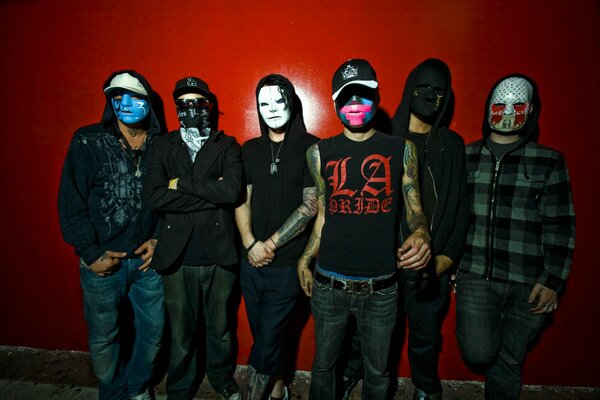 hollywood undead голливуд j-dog да kurlzz чарли сцена j3t funny man