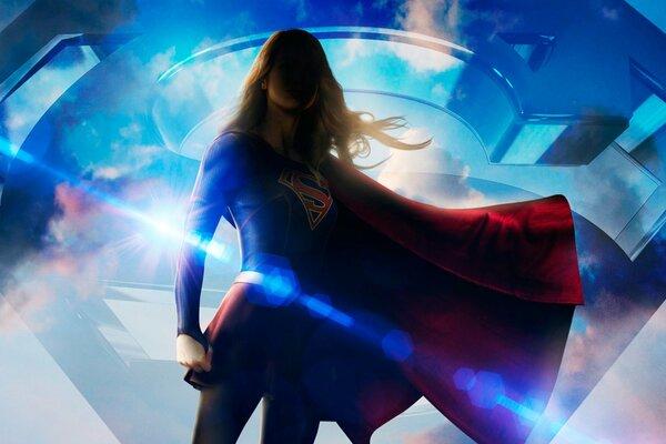 Кадры из фильма смотреть 1 сезон супергерл