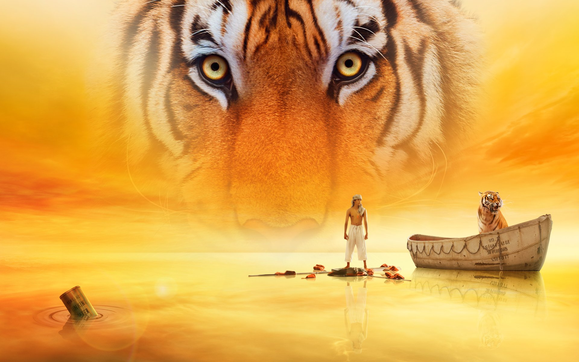 life of pi fear The characters in the life of pi – like in any dream belief in god is mostly due to fear and a lack of awareness about the benefits of not believing in him.