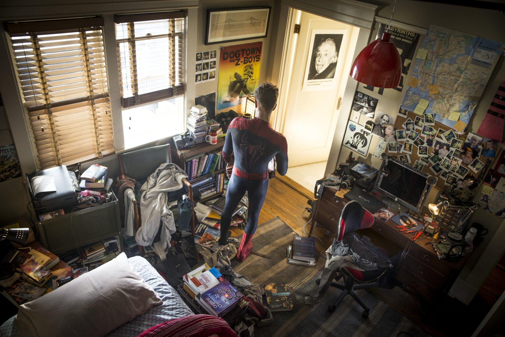 скачать игру новый человек паук 2 на русском через торрент на компьютер - фото 11