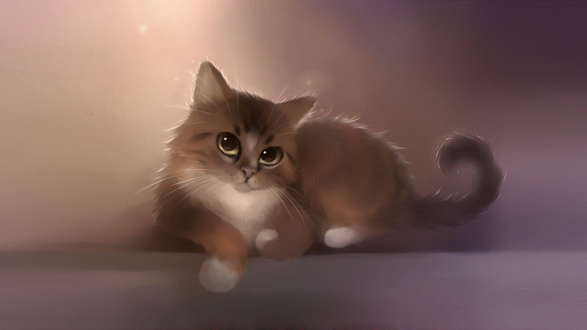 тортиком картинки на рабочий стол коты няшные появилась возможность