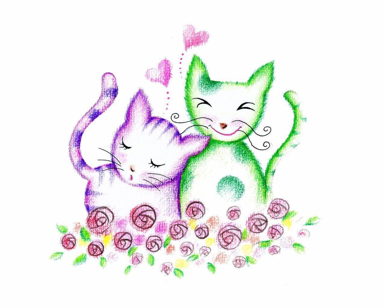 любимых мною картинки котик для тема торшеры небольших