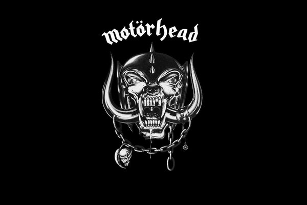 Motorhead logo heavy metal hard rock