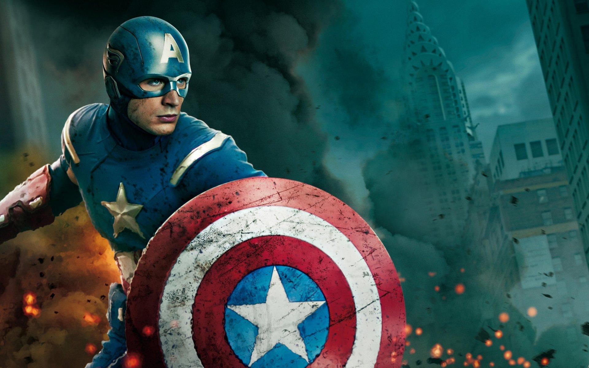 Капитан америка фото