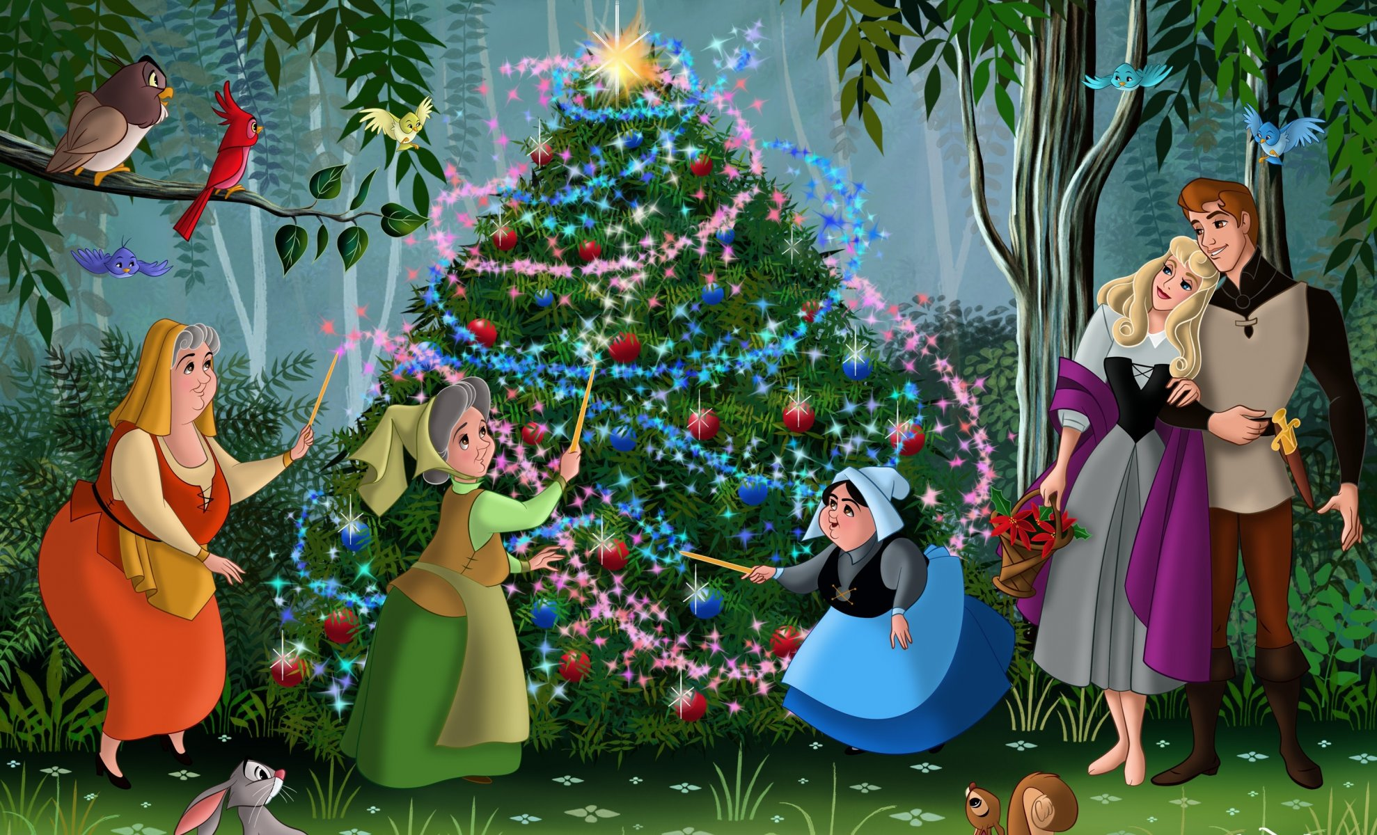Сказочный фильм про новый год