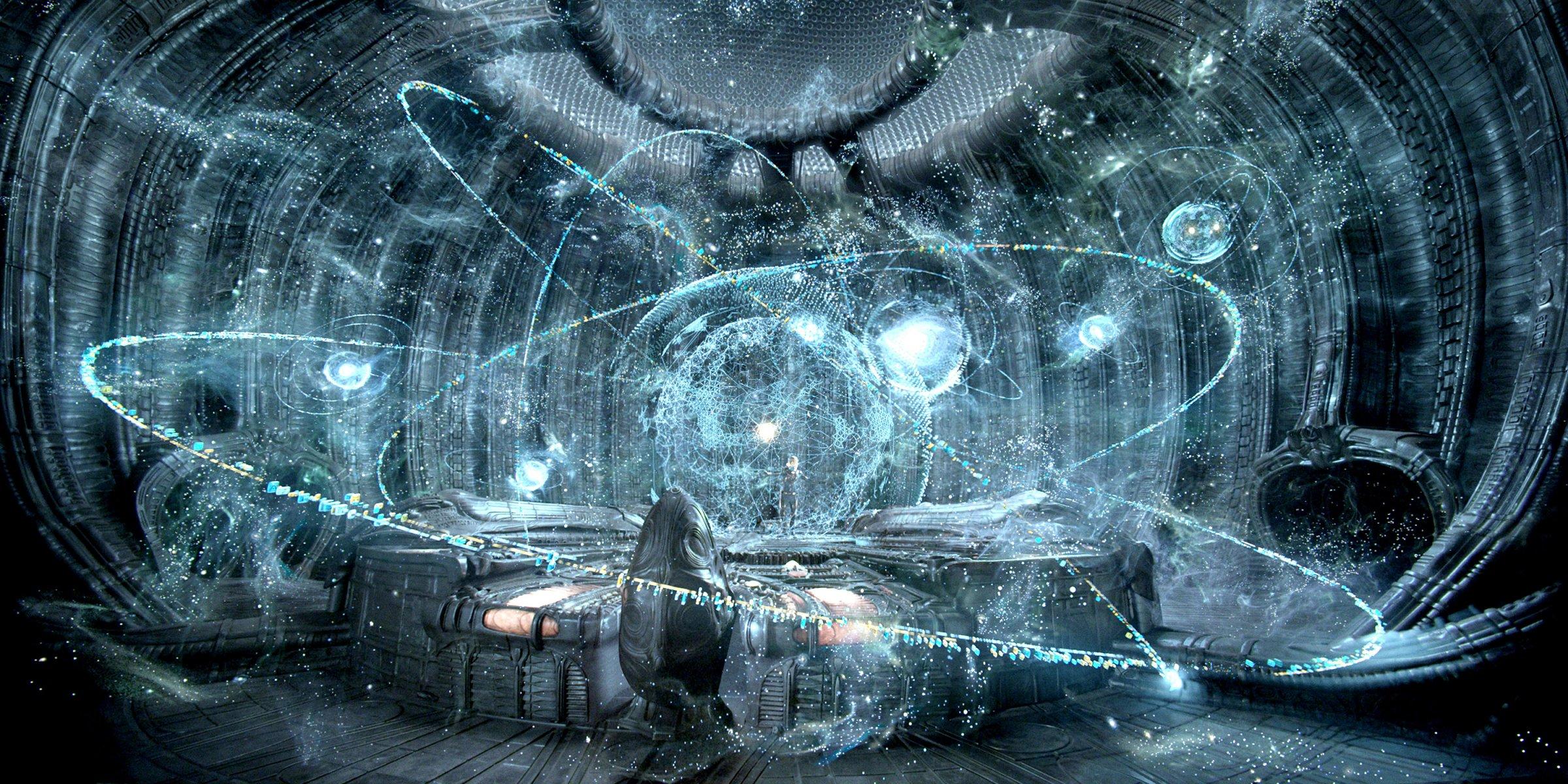 прометей кино фильм ридли скотт планеты миры научно