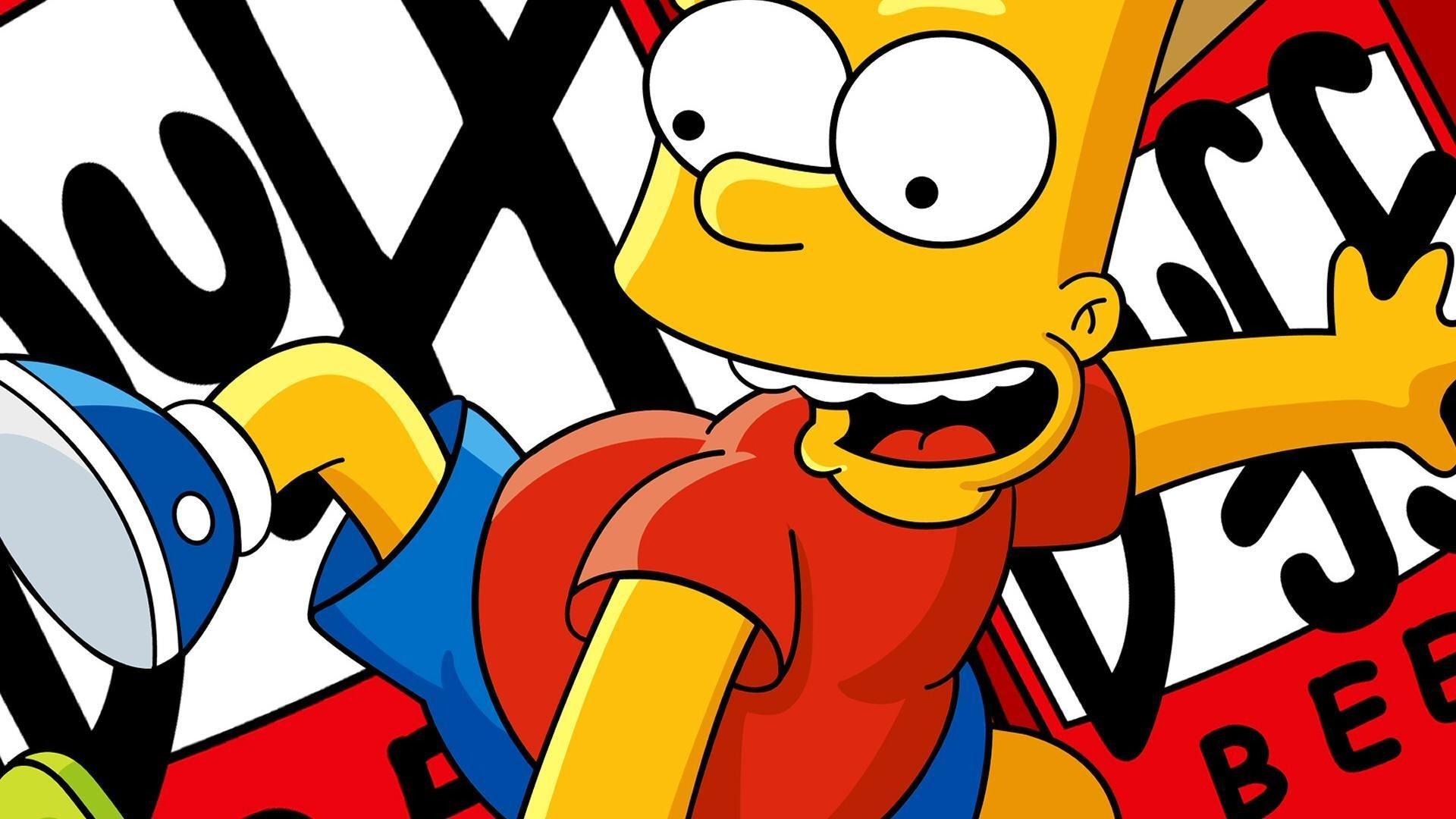 Обои На Телефон Андроид Симпсоны