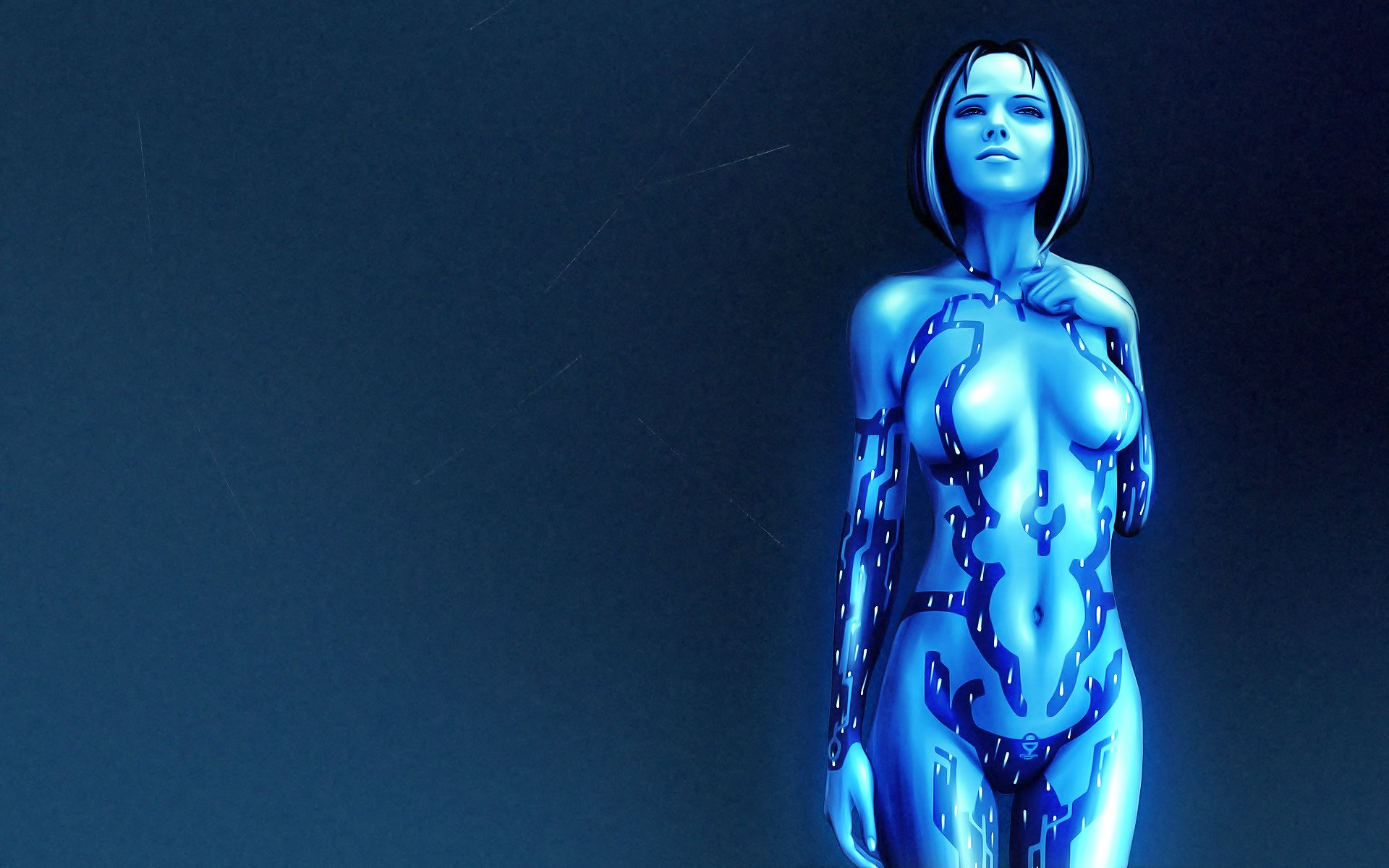 Cortana hot naked videos porn pic