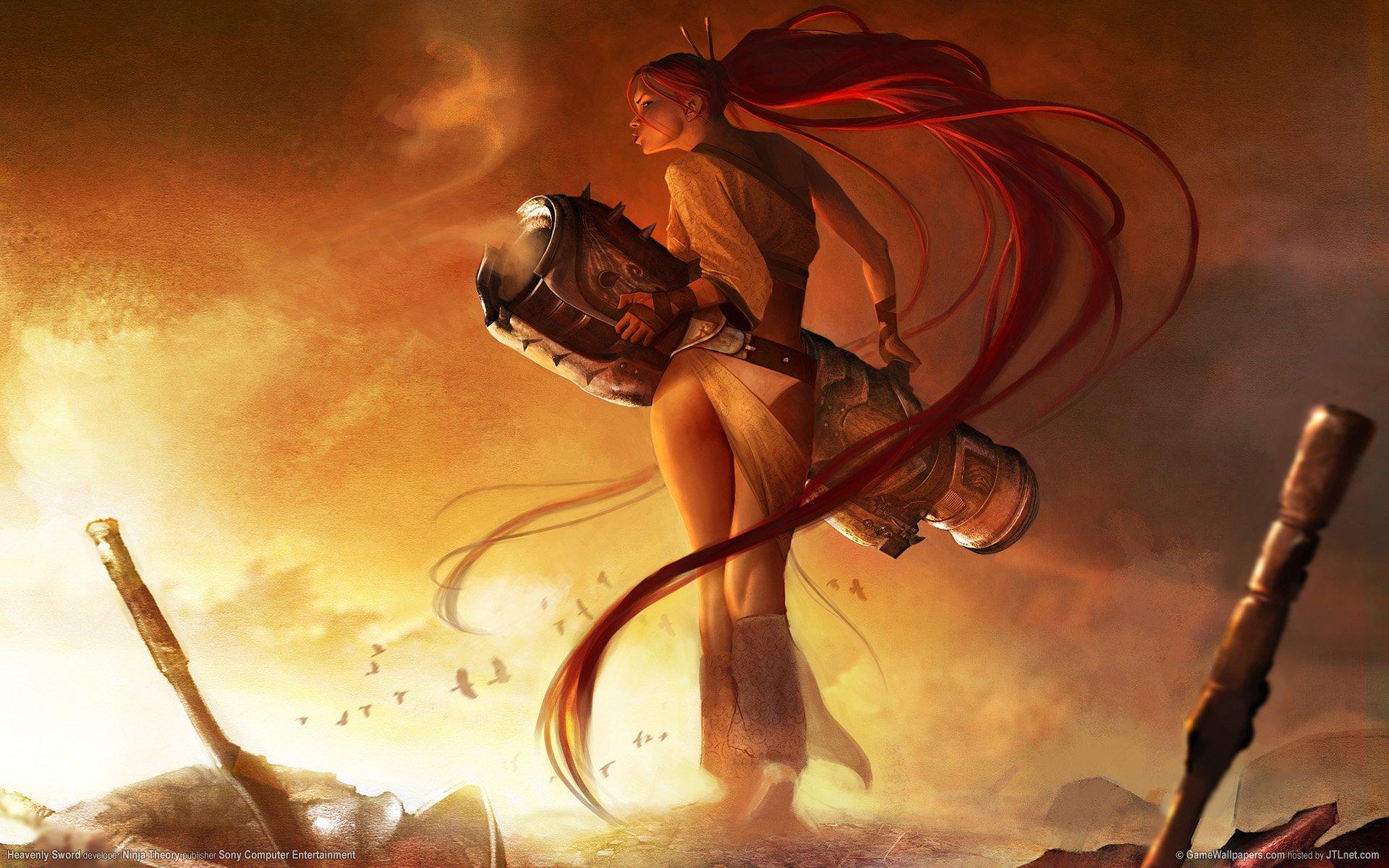 Imagens sex de heavenly sword porno picture