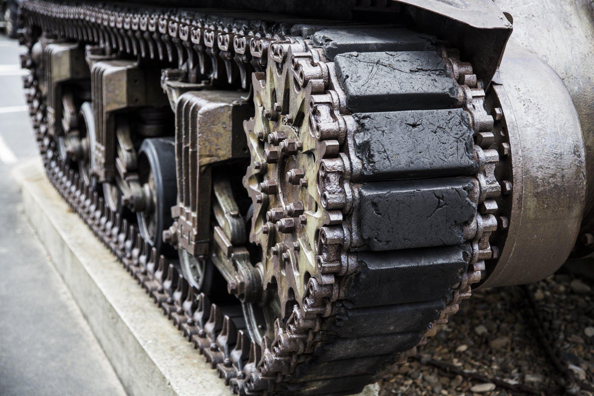 определить гусеницу танка по фото этом