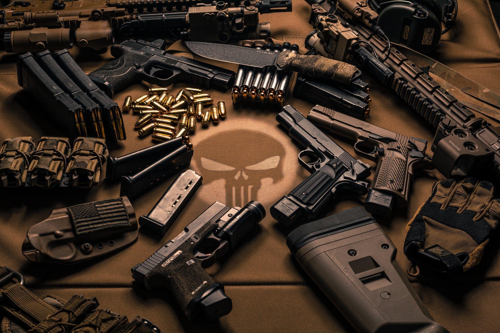 Кому попало оружие из украины