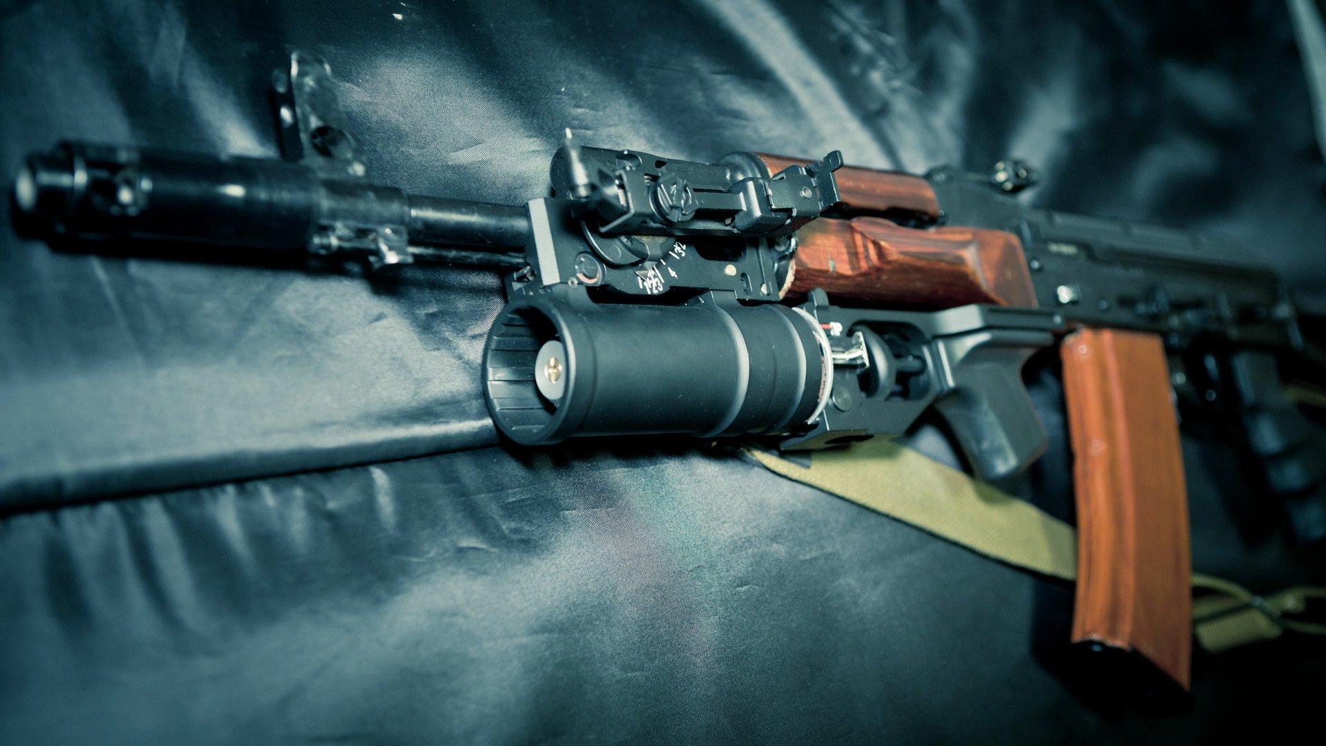оружие автомат загрузить