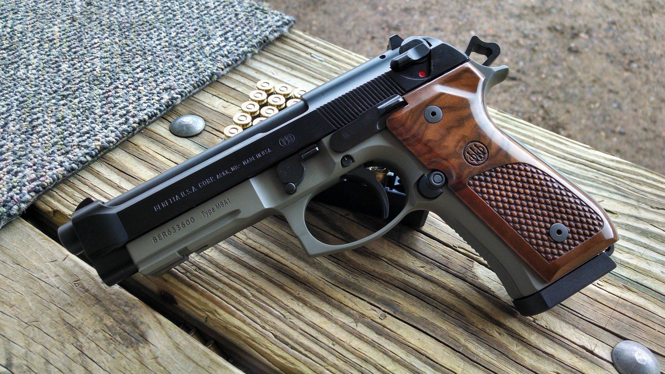 Картинки пистолета на рабочий стол