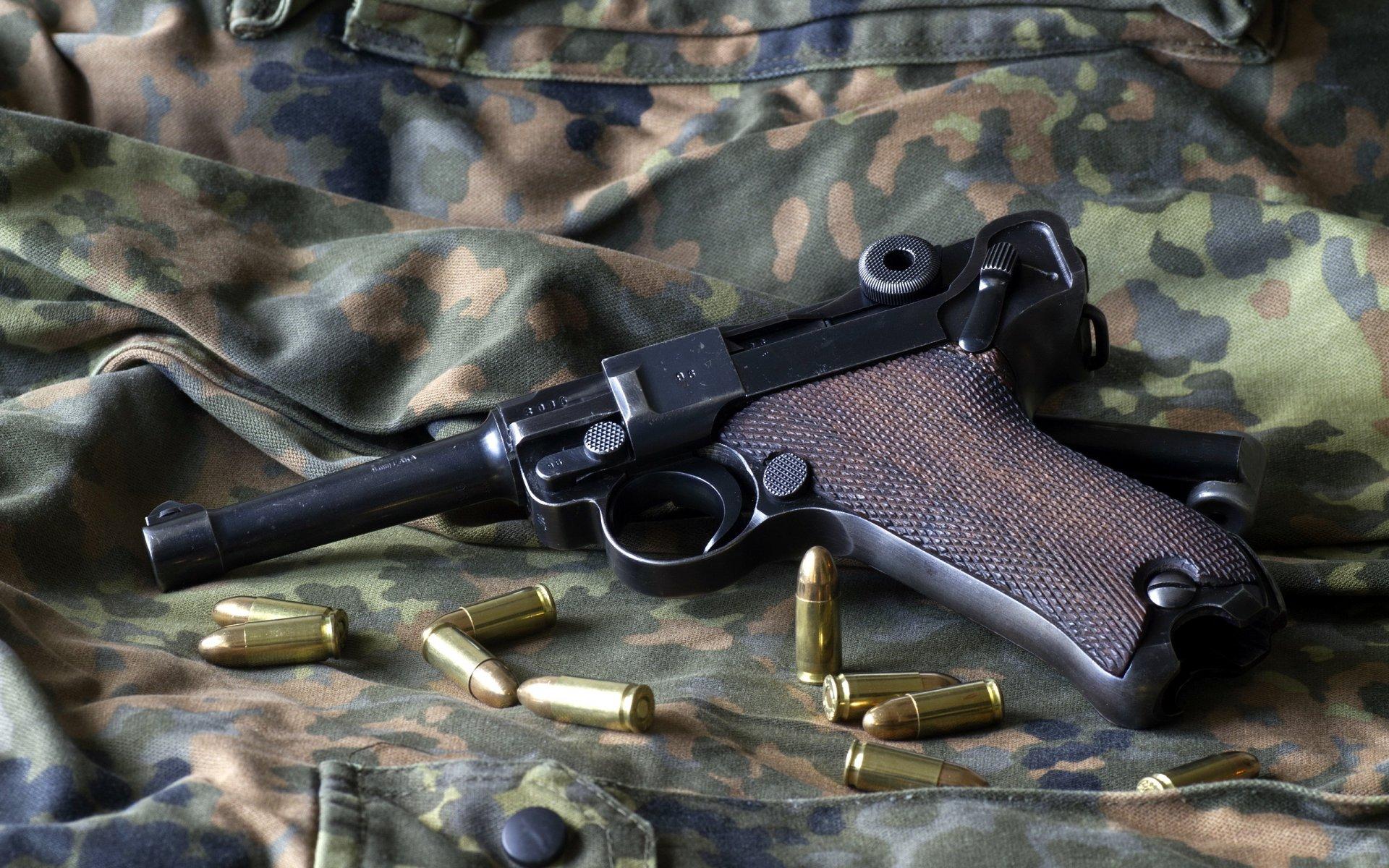 Картинки пистолетов немецких