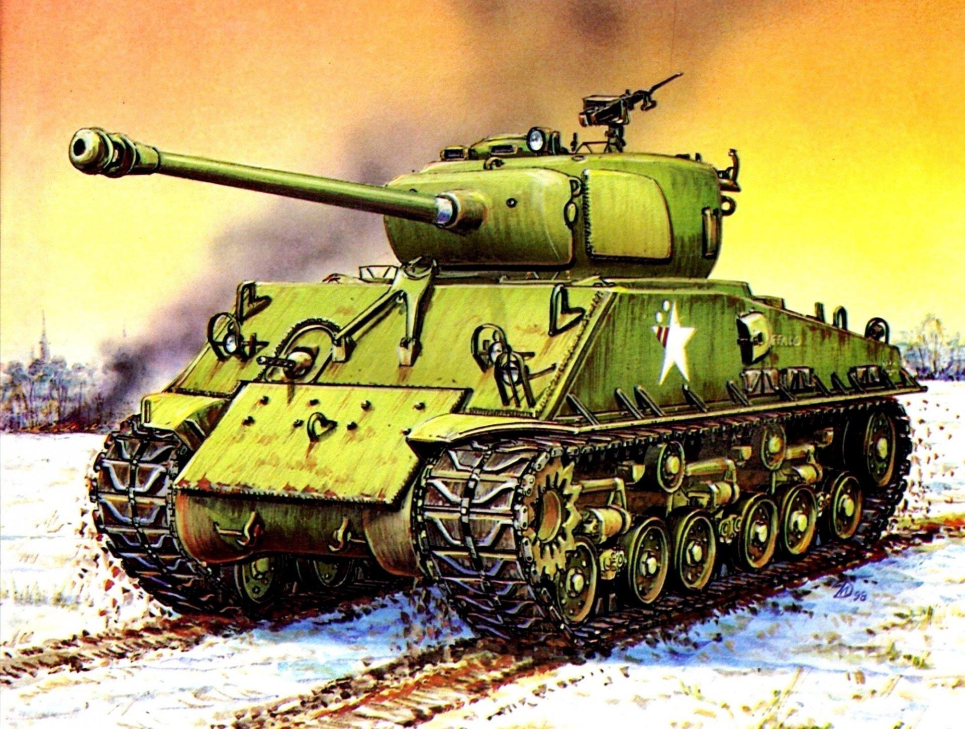 Картинки на тематику танков