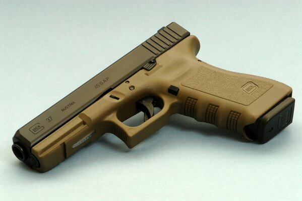 Glock 37OD Weapons Wallpapers Austria Глок 37ОД Пистолет Ствол Австрия Оружие Обои