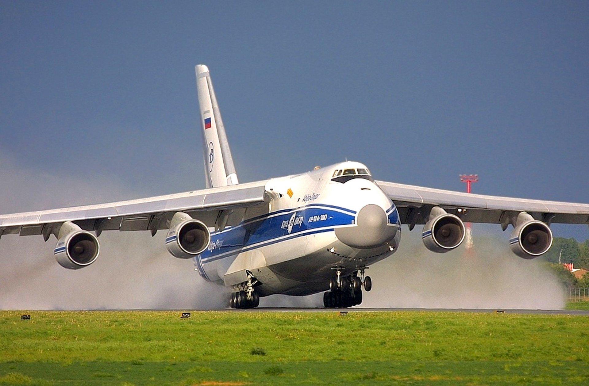 фото самолета руслан