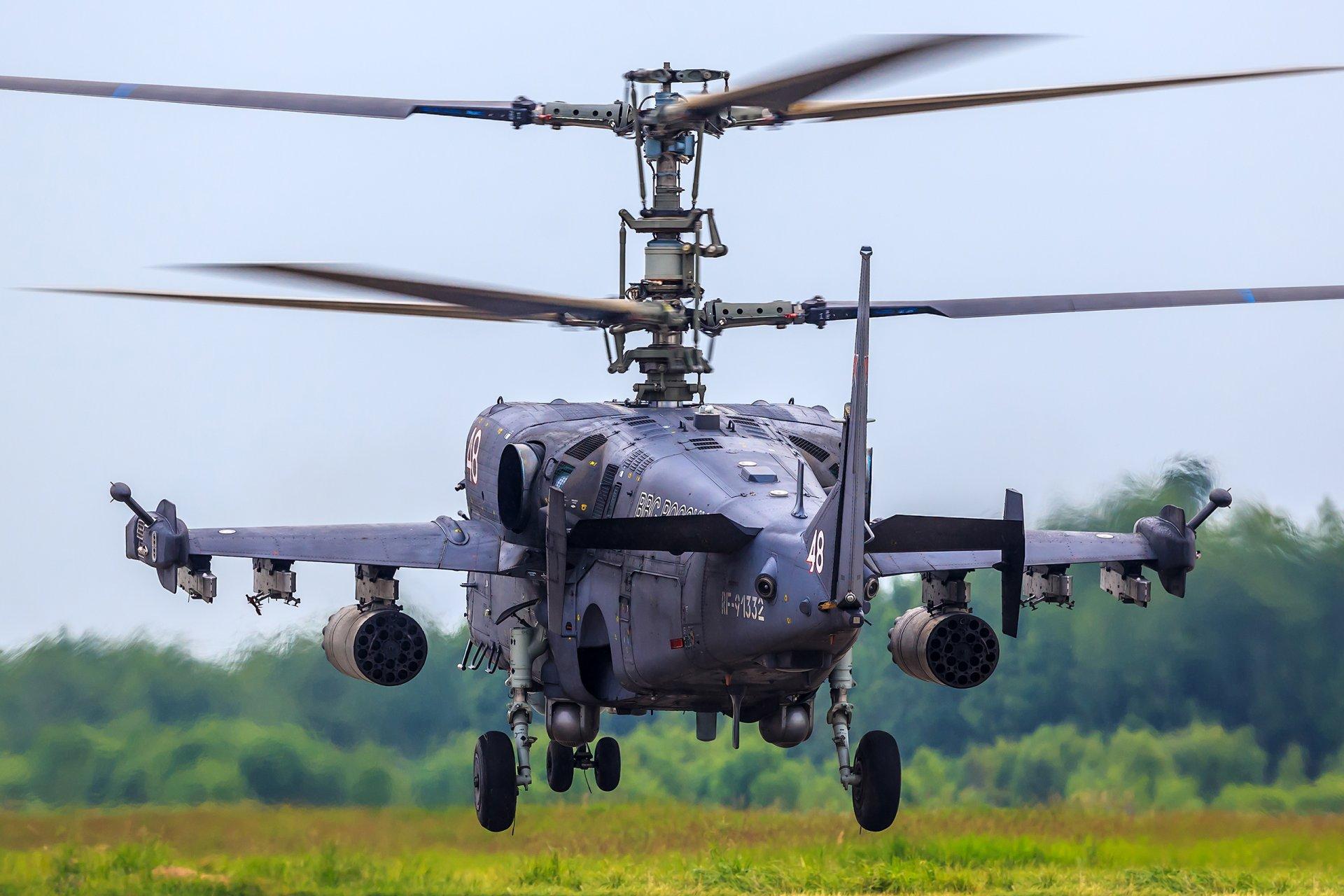 Российский вертолет аллигатор фото