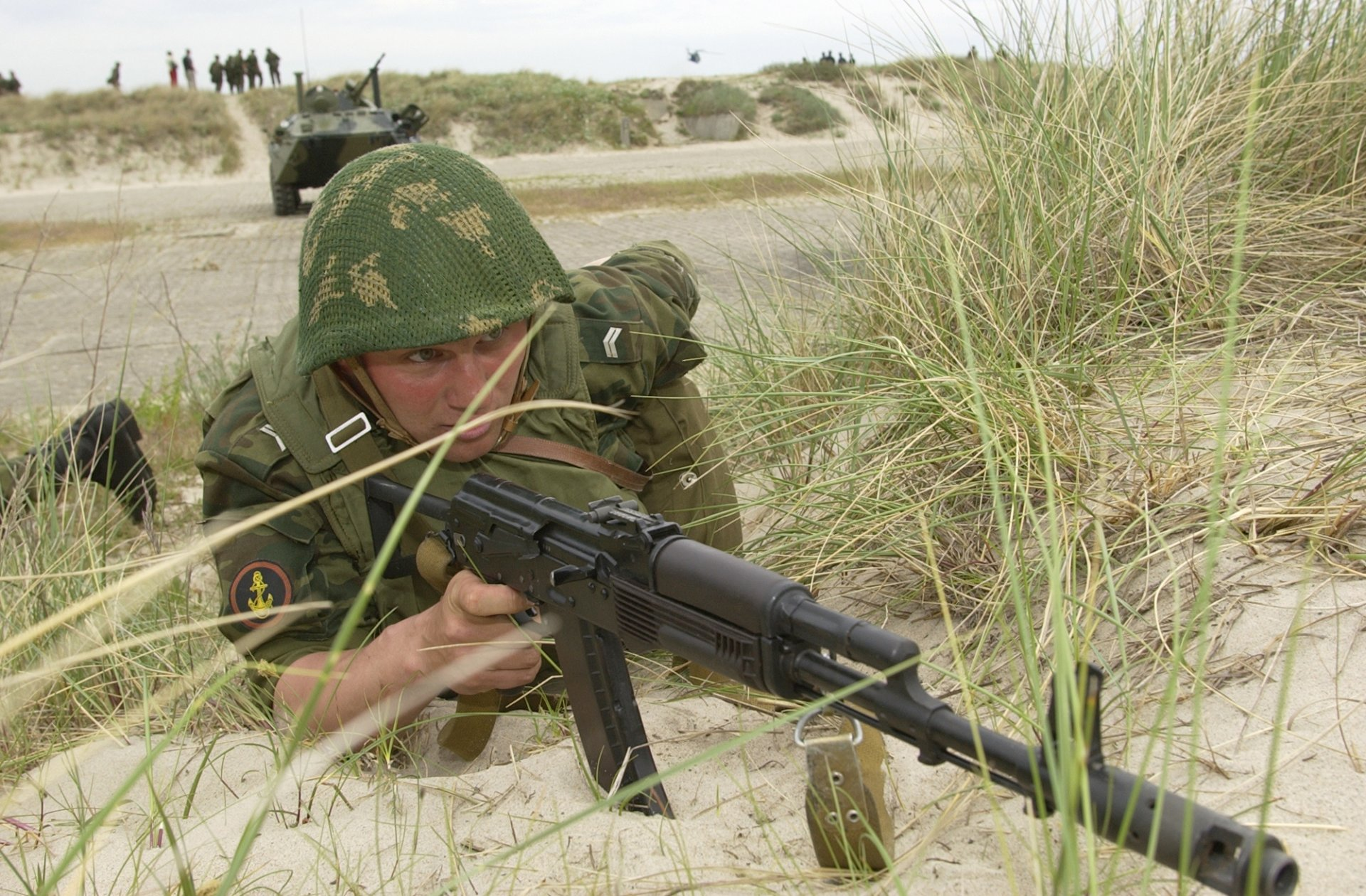русский стрелок картинки называется узкая