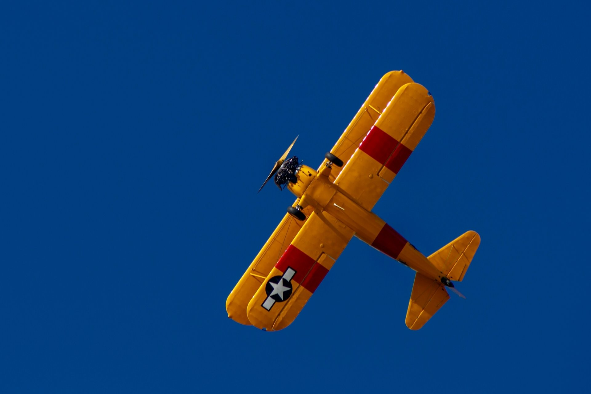 Обои Самолёт, Биплан. Авиация foto 18
