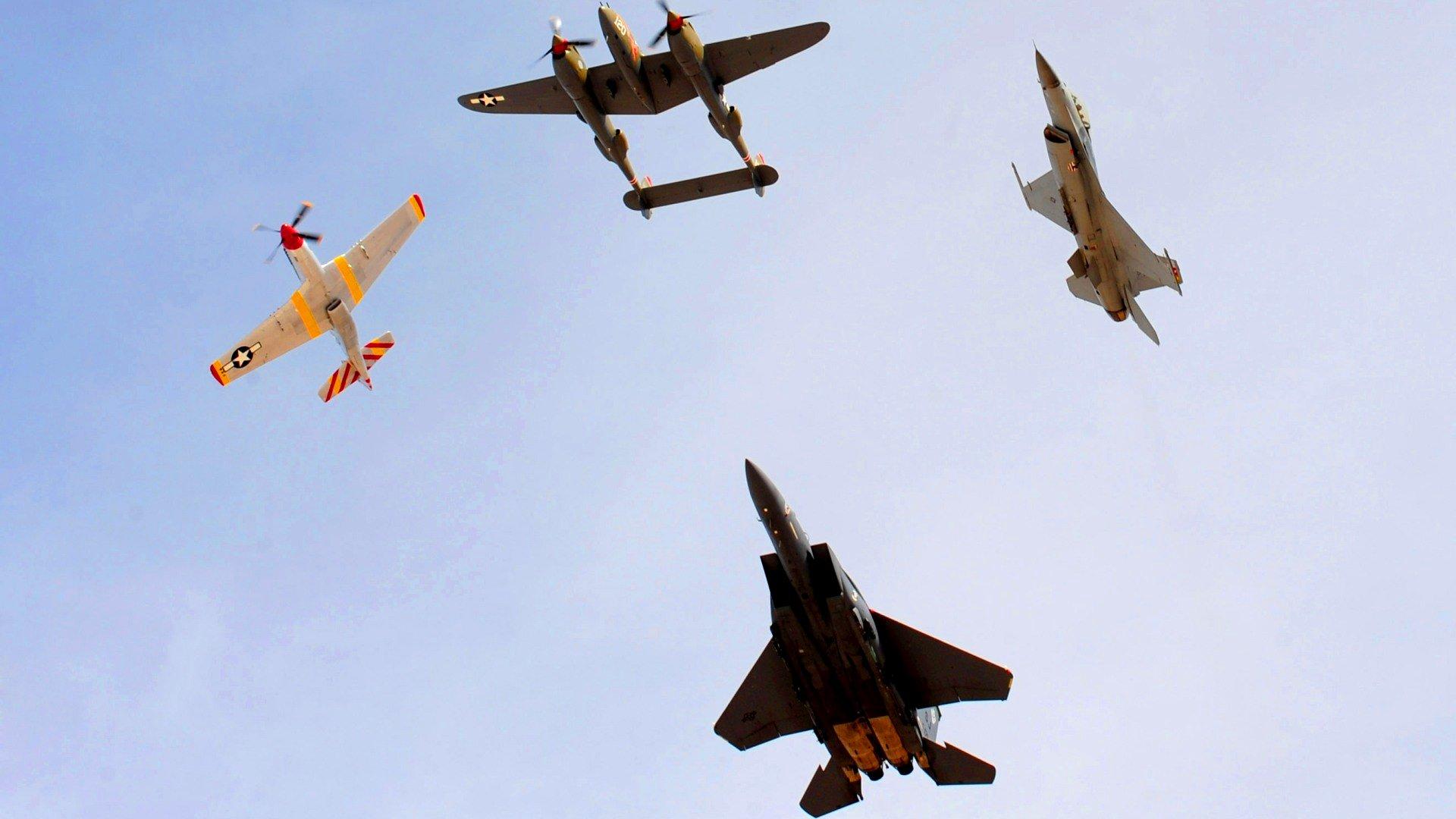 Обои парад, Самолёт. Авиация foto 19