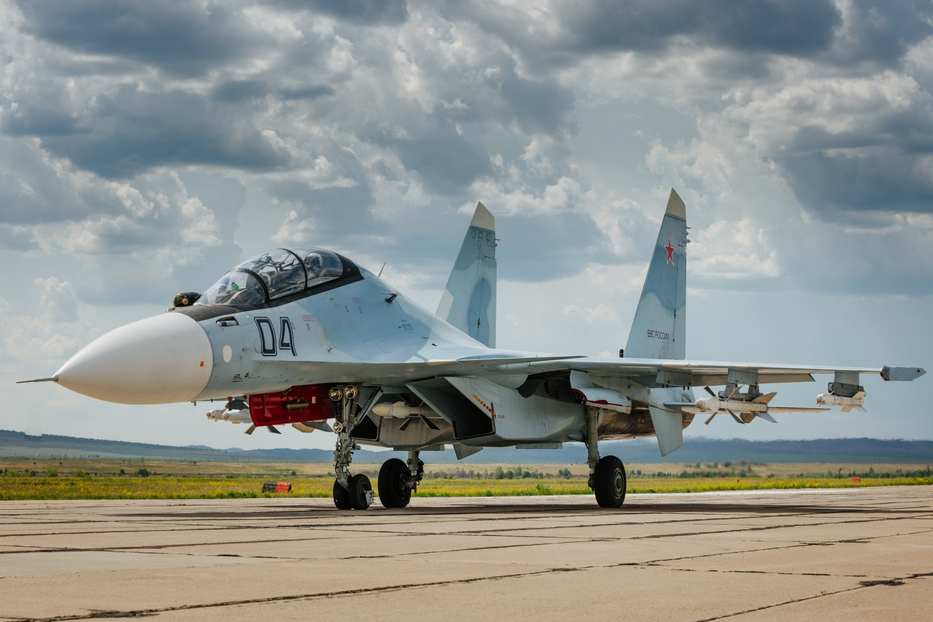 Обои Су-30см, двухместный, многоцелевой, российский. Авиация foto 11