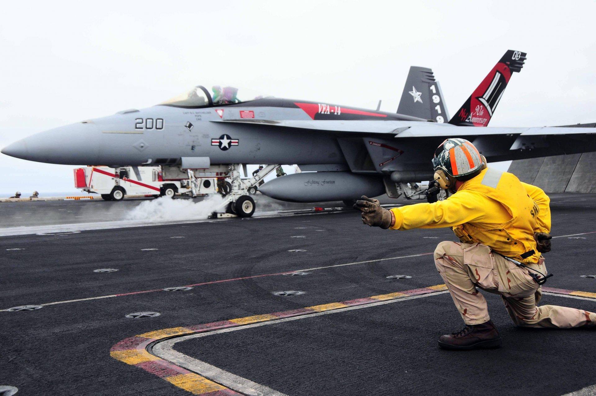 Обои палубный многоцелевой истребитель, super hornet, boeing, f/a-18f. Авиация foto 12