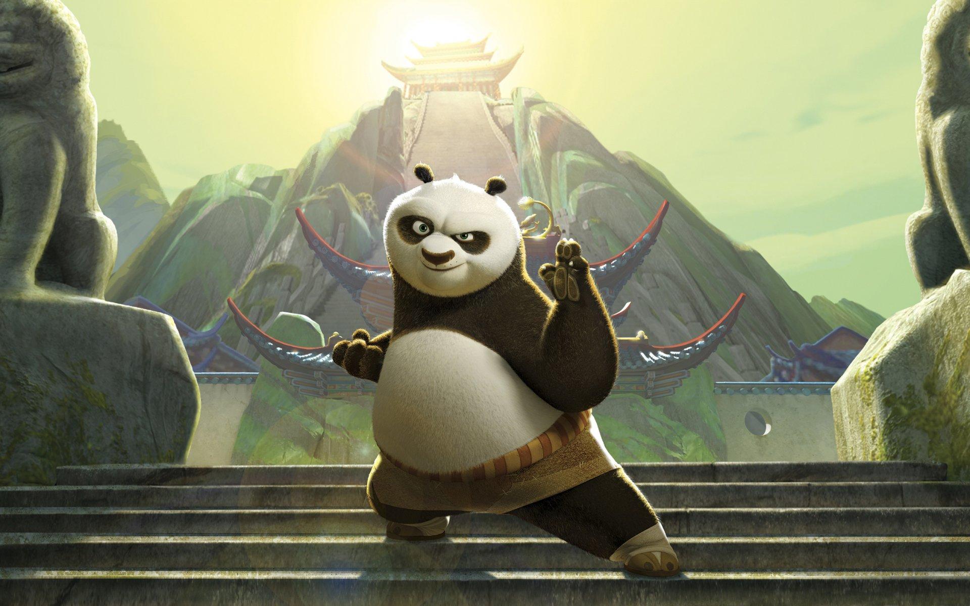 светской картинки кунфу панда смотреть одной двух