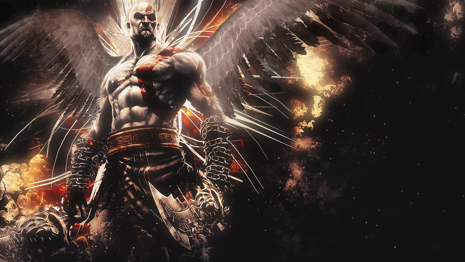 God of War-Ascension подборки
